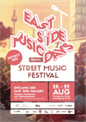 East Side Music Days 2015