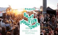 East Side Music Days, Straßenmusik, Street Music, Festival, Musik, Musikfestival, Berlin, Highlight, Event, September, Veranstaltunstip
