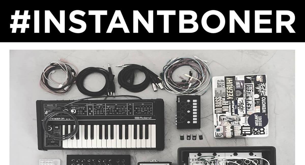 BIMM Berlin Masterclass: #instantboner