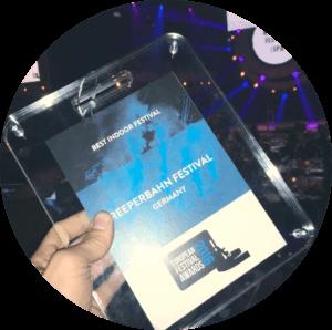 Reeperbahn Festival; Award; Fachhandel
