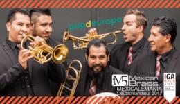 Mexican Brass, Berlin, Konzert, IGA Berlin, IGA Berlin 2017, Deutschlandtour, Brassband, Brass