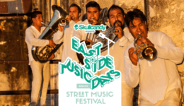 East Side Music Days, Mexican Bras, Klassik, Jazz, Live, Konzert, Quintett, Deutschlandtour, Berlin