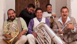 M5, Mexican, Brass, Band, Deutschlandtour, buero doering, Mexikanisch, México, Méjico