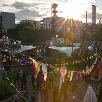 Berlin; Konzert; Festival, Musikfestival; Spree; Event