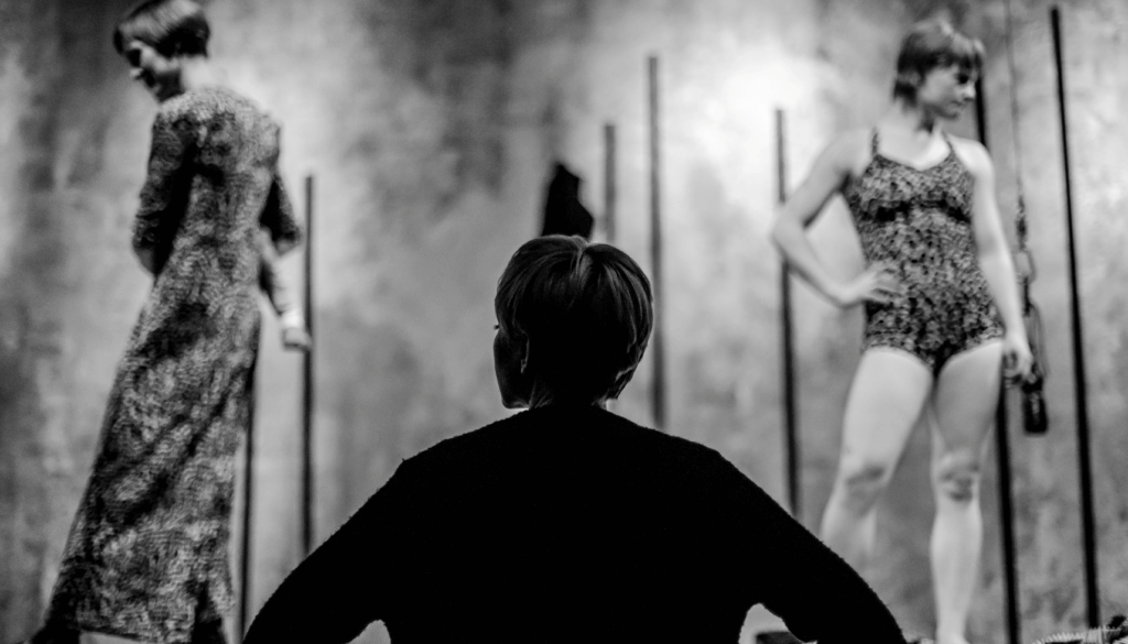 Anke Politz, Theater, Zirkus, Performance, Berlin, Spielstätte, Hackesche Höfe, Chamäleon