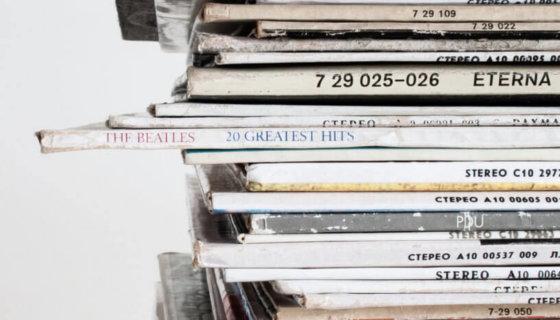 Abgestaubt. Sonntag ist Vinyltag. Und Hausputz.