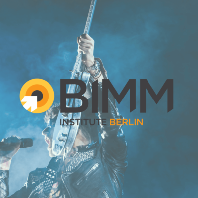 BIMM Berlin 2016