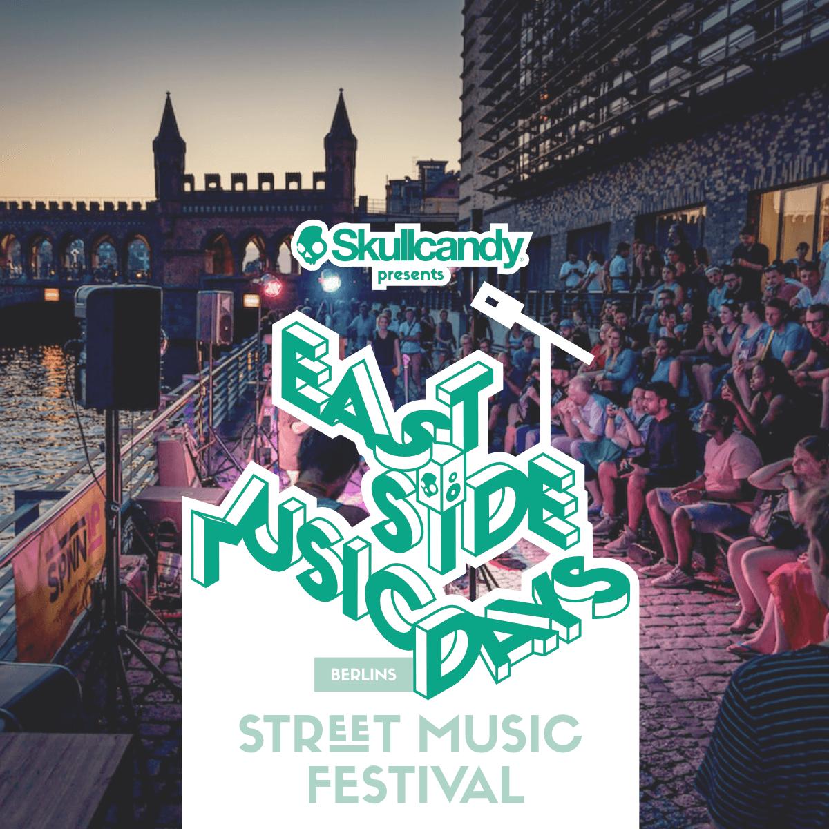 East Side Music Days, Straßenmusik, street music, Festival, concert, Konzert, September, Event, Termin, 2017