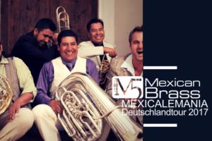 Mexican Brass, Deutschlandtour, Auswärtiges Amt, buero doering, Brass Band, mexikanisch, Konzert, Tour, Tournee