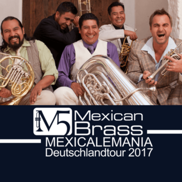 Mexican, Brass Musik, Brass Band, Deutschlandtour, Deutschlandtournee, Auswärtiges Amt