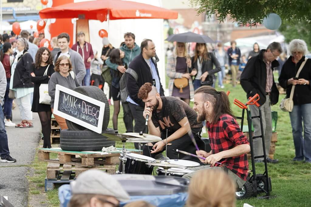 East Side Music Days - Samstag, 02. September 2017