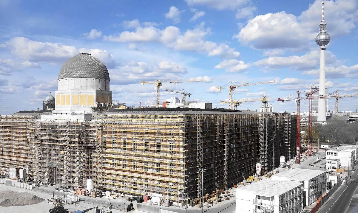 Portal auf! Tage der offenen Baustelle | Humboldt Forum