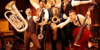 Uncanny Carnival Band | Humboldt Forum Tage der offenen Baustelle 2017 | buero doering Fachhandel für Ereignisse