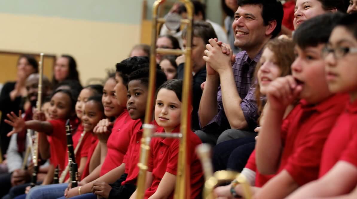 Kinderkonzert, Klassik, klassische Musik, Education, Familienkonzert, Kids-Workshops, Musikschule, Posaune, Horn, Trompete