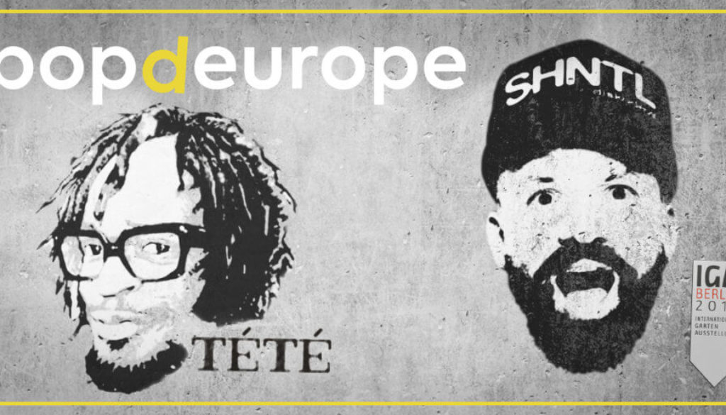 Tété, Shantel, Riders Connection | popdeurope @ IGA Berlin 2017 | buero doering
