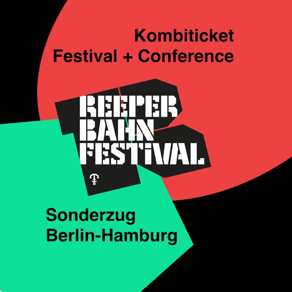 Reeperbahn Festival, Berlin Kontor, Berliner Bands, Newcomer, Konferenz, rabatt, Kombiticket, Preisnachlass, Sonderkondition, Berlin, Conference, Networking, Business, Sonderzug