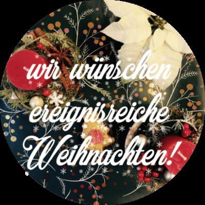 buero doering wünscht ereignisreiche Weihnachten 2017!