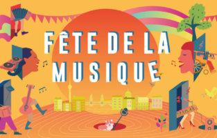 Eröffnung der Fête de la Musique schon am 20. Juni!