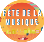 Fete de la Musique 2018 Berlin key visual rund