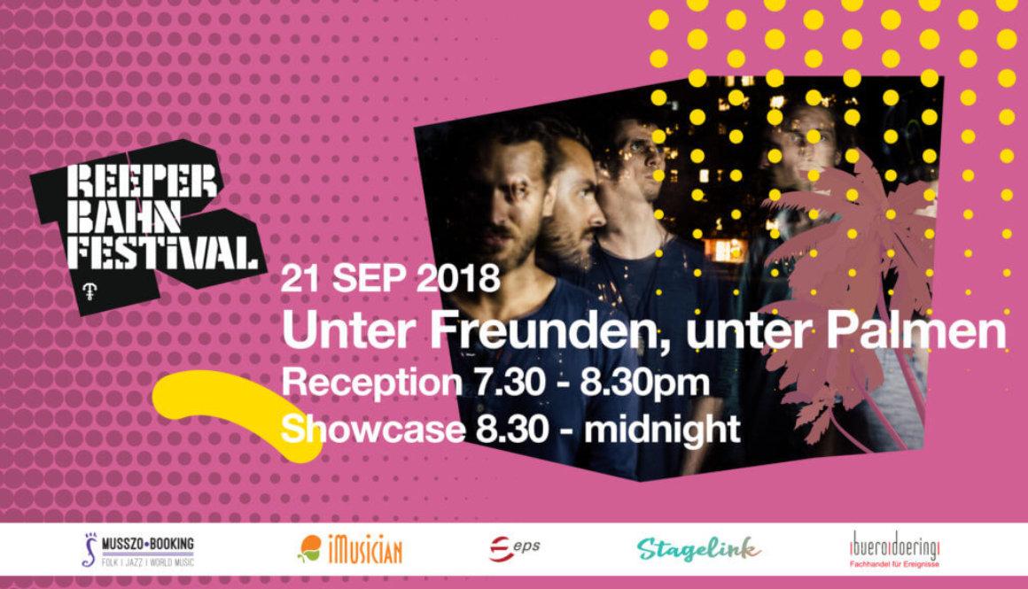 Reeperbahn Festival Reception, reeperbahn festival, berlin reception, berlin empfang, imusician, stagelink, eps, musszo, empfang, showcase, cats & breakkies