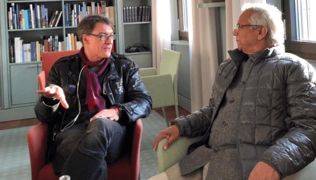 Björn Döring, Muhammad Yunus, Berlin, Friedensnobelpreis, Microkredite, Tag der deutschen Einheit, Kulturprojekte