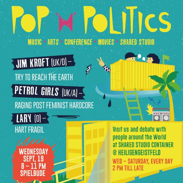 Pop 'n' Politics