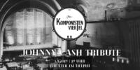 Leichenschmaus, Dinnershow, Dinner Event, Johnny Cash, Tribute, concert. Konzert, Man in Black, Musik, Berlin, Weißensee, Stummfilmkino Delphi Weißensee,