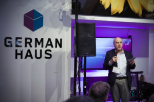 German-Haus-SXSW-2019_Bernd-Weismann_(c)_Hitesh Mulani_Initiative Musik_02