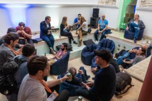 German-Haus-SXSW-2019_Networking_(c)_Hitesh Mulani_Initiative Musik_01