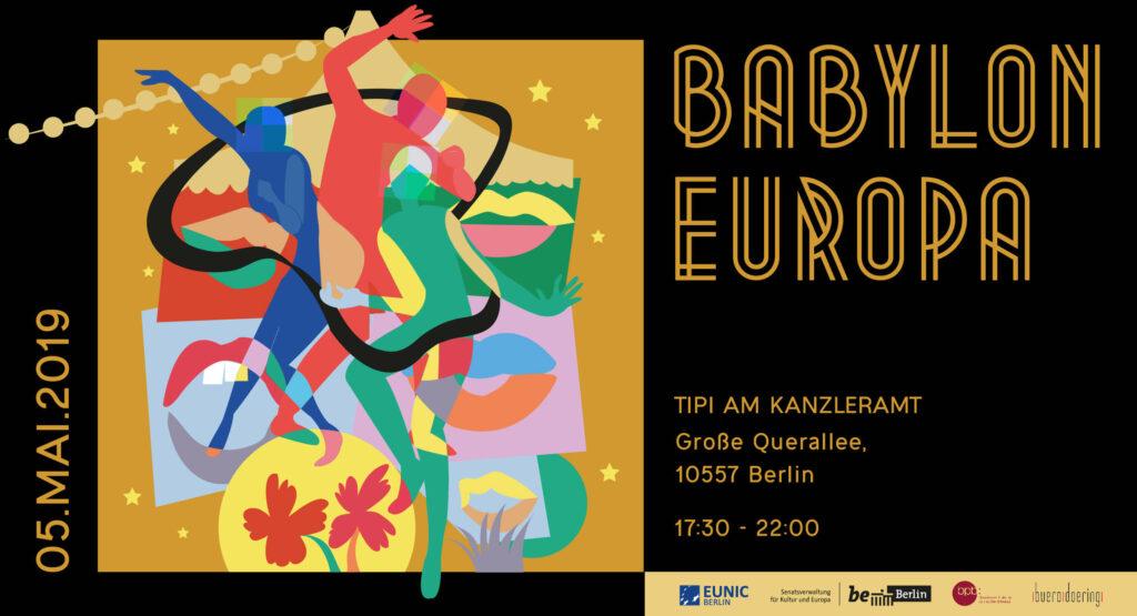 BABYLON EUROPA_Website
