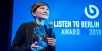 Listen To Berlin Music Award - 5 November 2018 - Image ©Dan Taylor