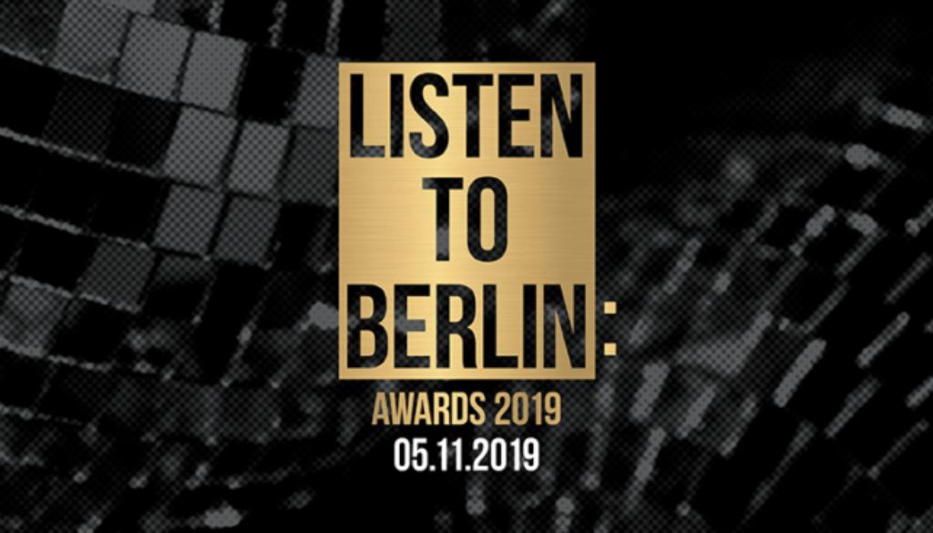listen to berlin Awards 2019