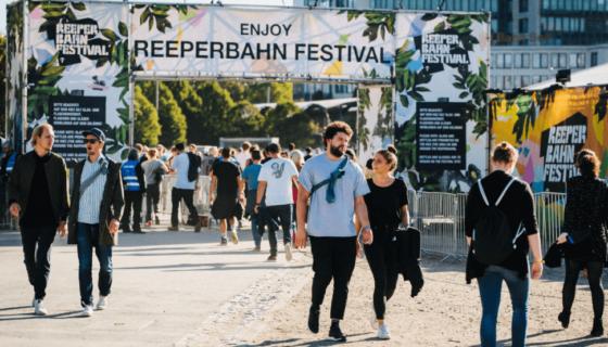 Atmo Festival Village - Reeperbahn Festival 2019