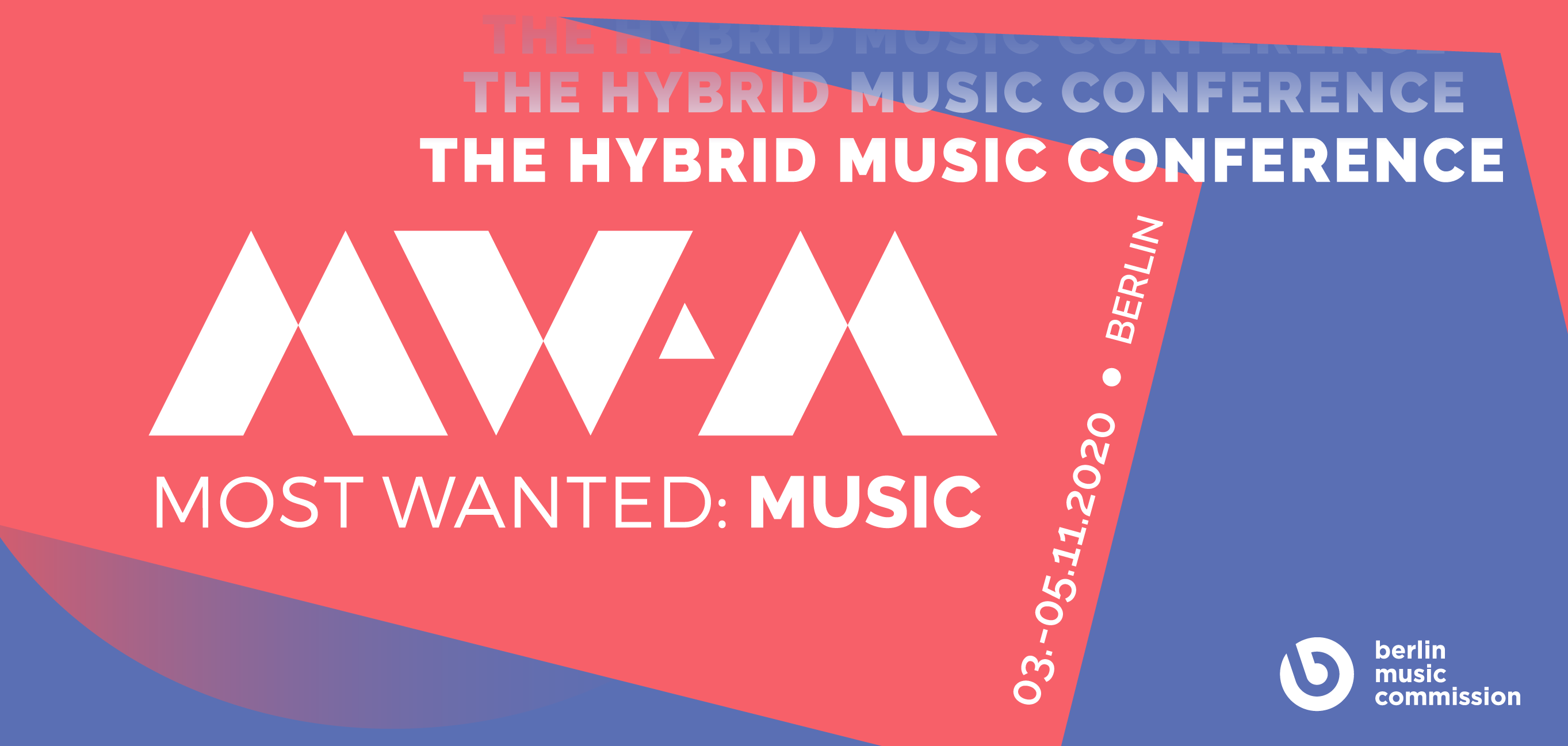 Most Wanted: Music 2020 - Hybrid Music Conference
