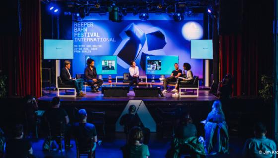 Reeperbahn Festival International 2020 (c) Jim Kroft