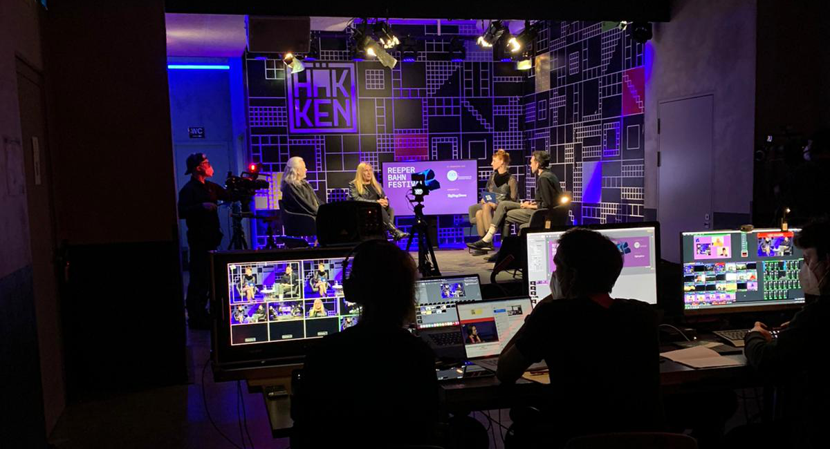 pop'n'politics Online-Edition Tag 2 – Produktion im Häkken
