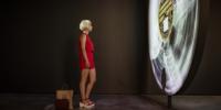 Bone Music_Eindruck der Ausstellung Garage _ Moskau_2_ (c) X-Ray Audio Projekt