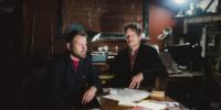 Bone Music_Stephen Coates und Paul Heartfield_(c) X-Ray Audio Project