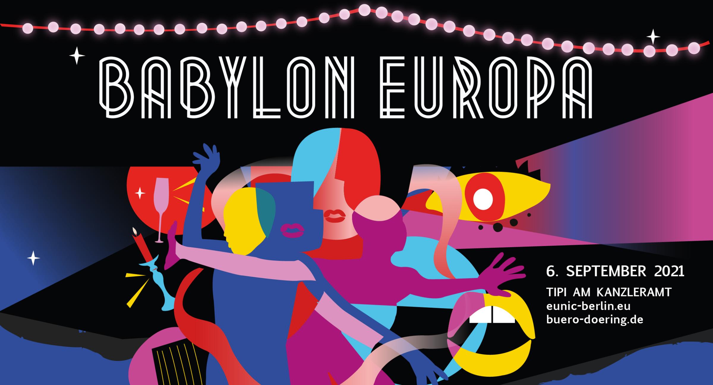 Babylon Europa 2021 - Festival der Sinne